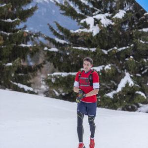 Winter Trail des Patrouilleurs © MarathonPhoto