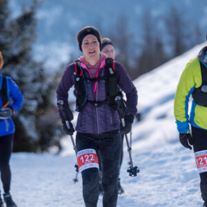 Winter Trail des Patrouilleurs 2020 © MarathonPhoto.ch